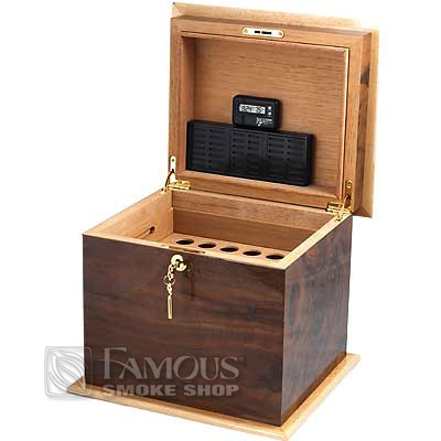 humidor chest plans